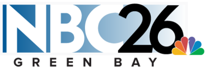 NBC 26 Green Bay logo