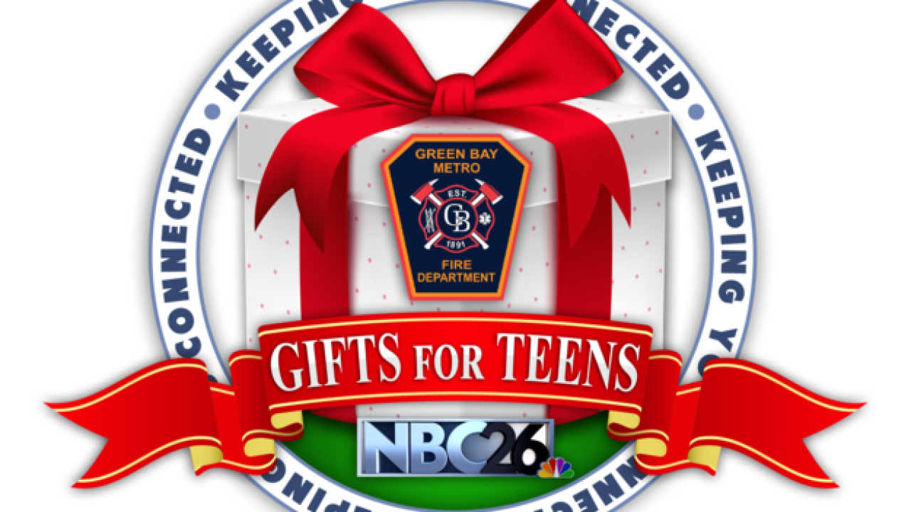 NBC26 Cares Gifts for Teens Drive