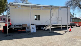 New FEMA trailer to help Saint Alphonsus with vaccine outreach