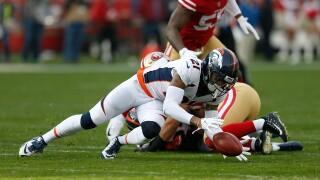 Broncos cut safety Su'a Cravens, receiver Brendan Langley