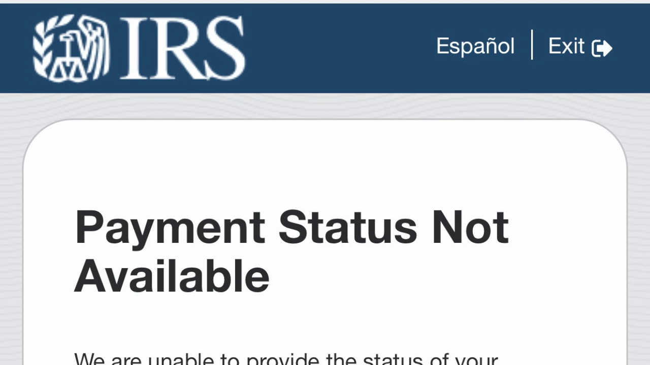 IRS office closures mean some still waiting for stimulus