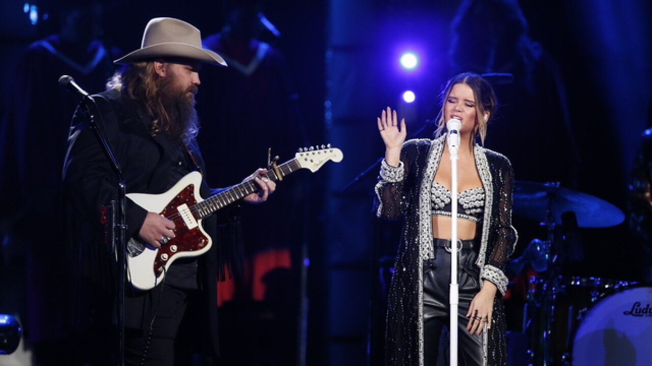 Country's biggest night: Artists honored at CMA Awards