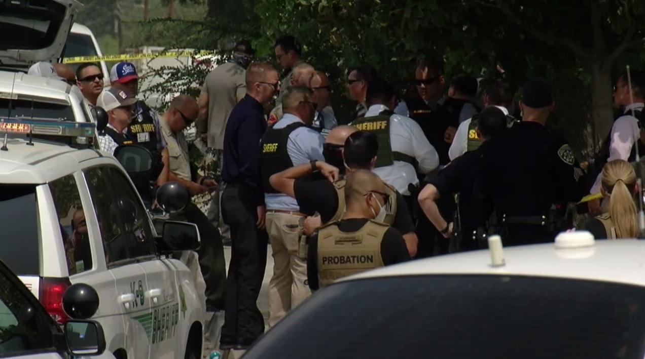 Basham Funeral Shooting