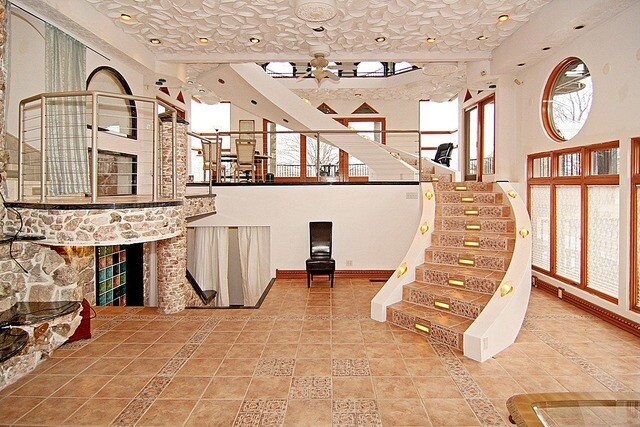 PICS: Inside Kessler Boulevard mansion
