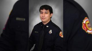 Firefighter/Paramedic Jose Alberto Negrete
