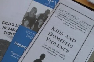 Domestic violence victims don't have to stay isolated with abusers