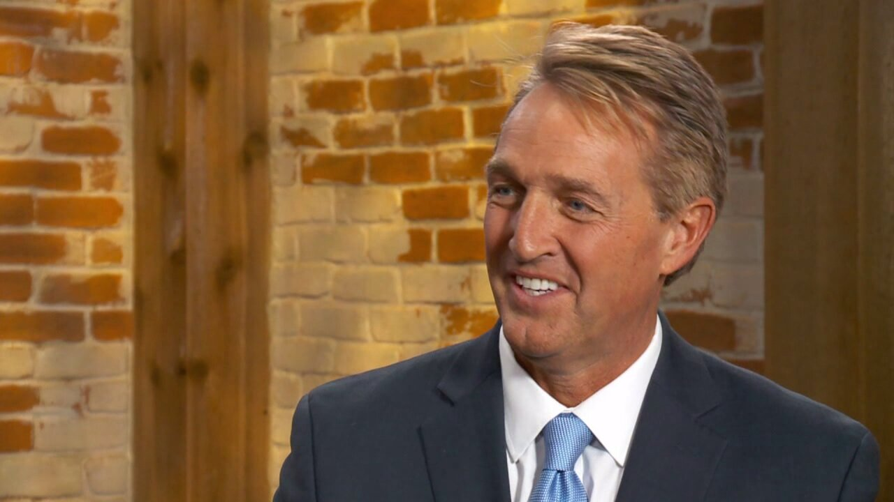 3 Questions with Bob Evans podcast: Former U.S. Senator Jeff Flake