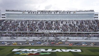 Daytona 500 to limit fan capacity in 2021 due to COVID-19