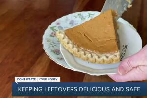 Ways to keep your Thanksgiving leftovers delicious and safe