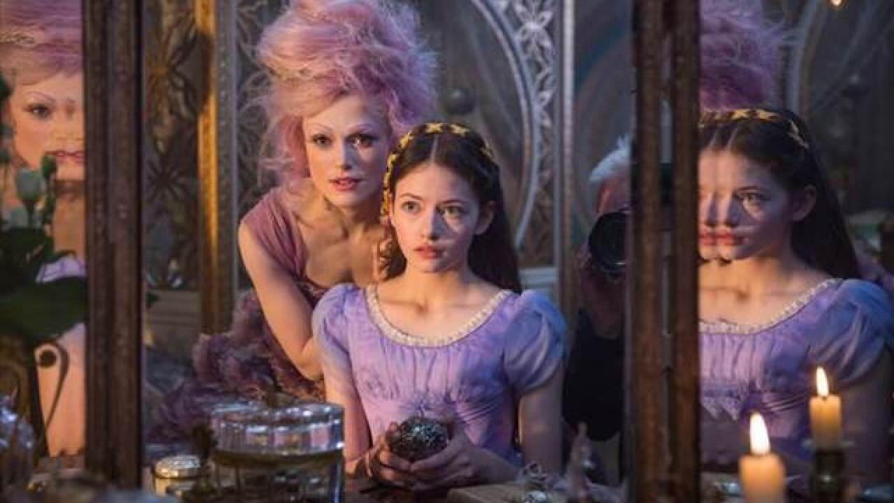 The Nutcracker and the Four Realms-Final Trailer