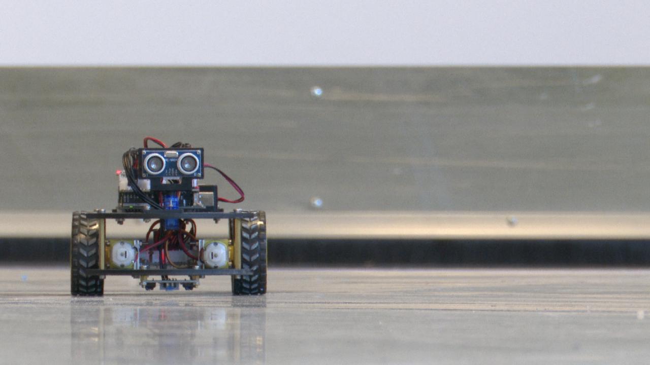 Pima JTED Automation and Robotics Class