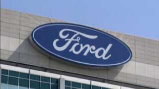 Ford sign file photo