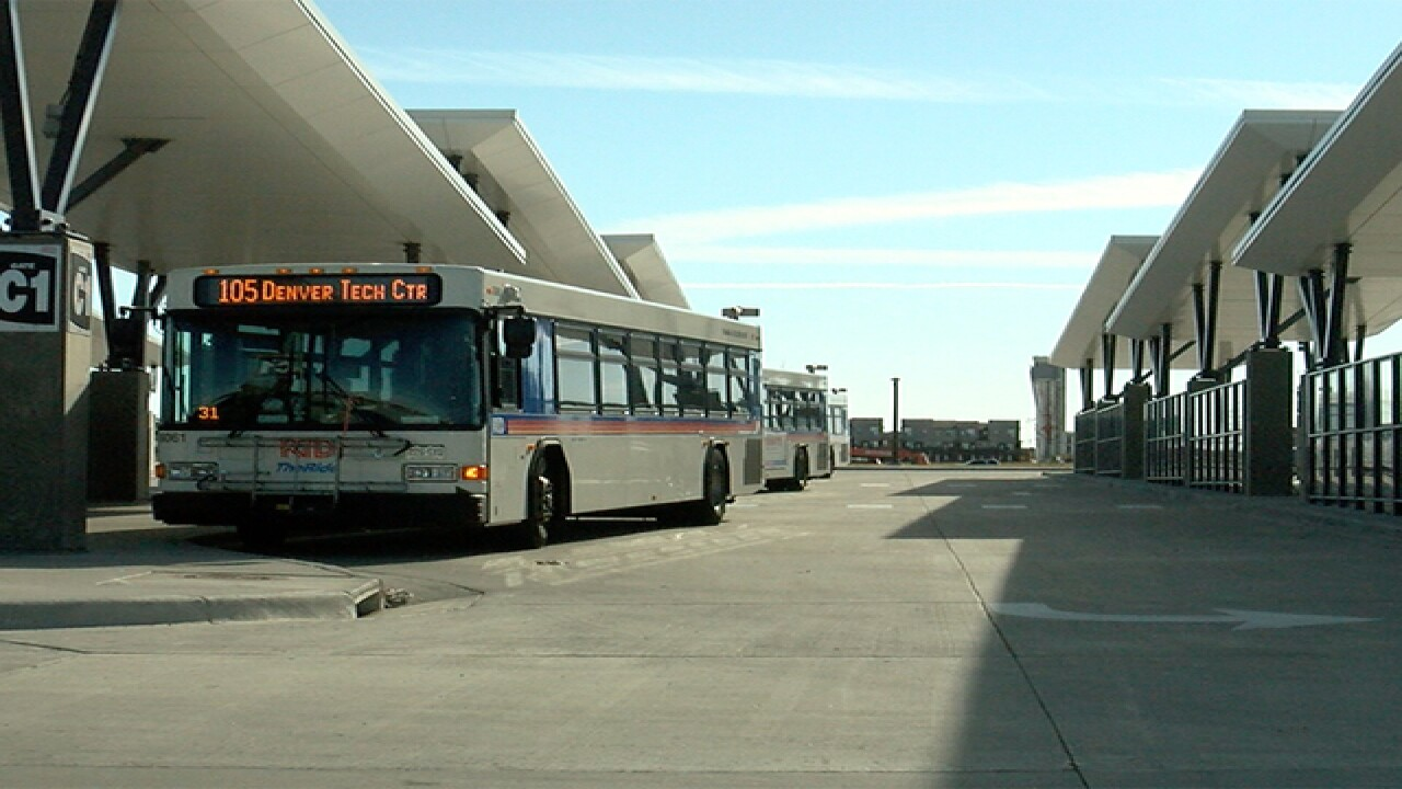 Rtd Service And Schedule Changes Go Into Effect Sunday