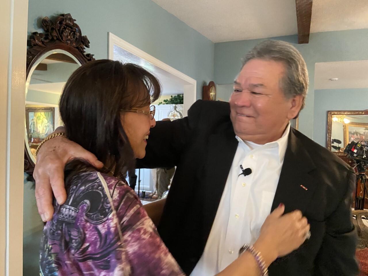 Joe Elizondo and Margie Pacheco.jpg