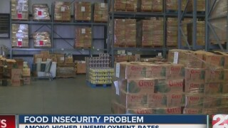 Kern County food banks stay busy with high...