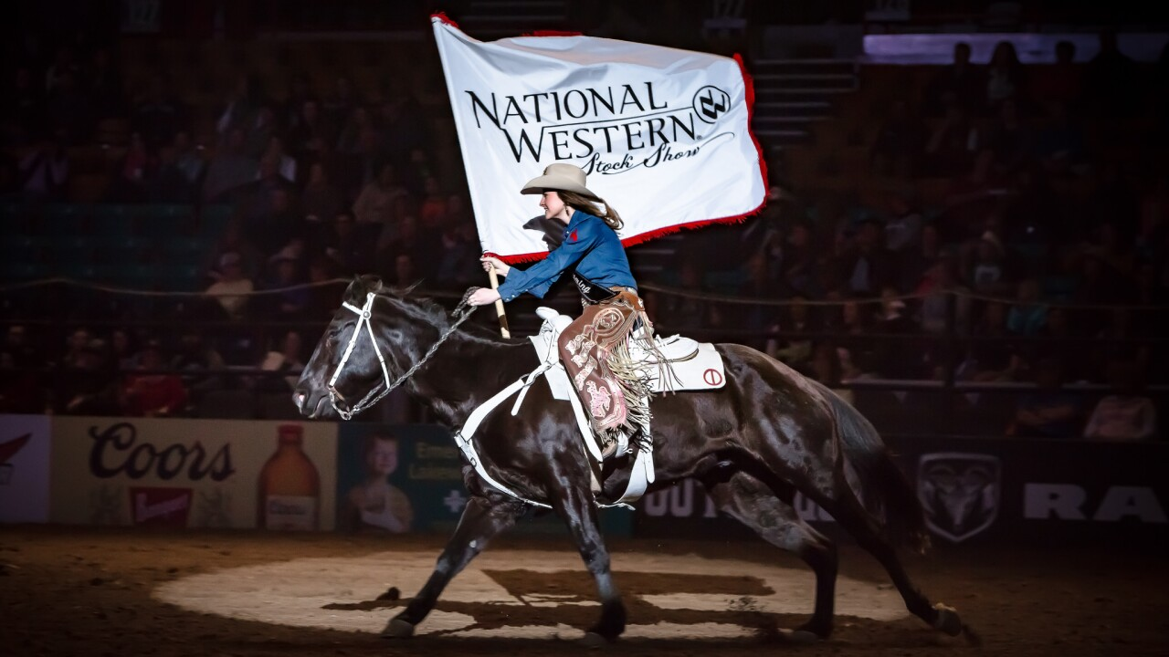National Western Stock Show in Colorado postponed until 2022