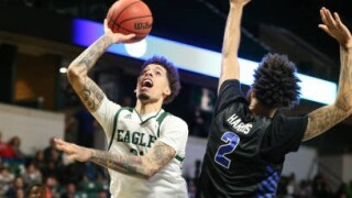 Ty Groce scores 15 to lift Eastern Michigan past North Texas