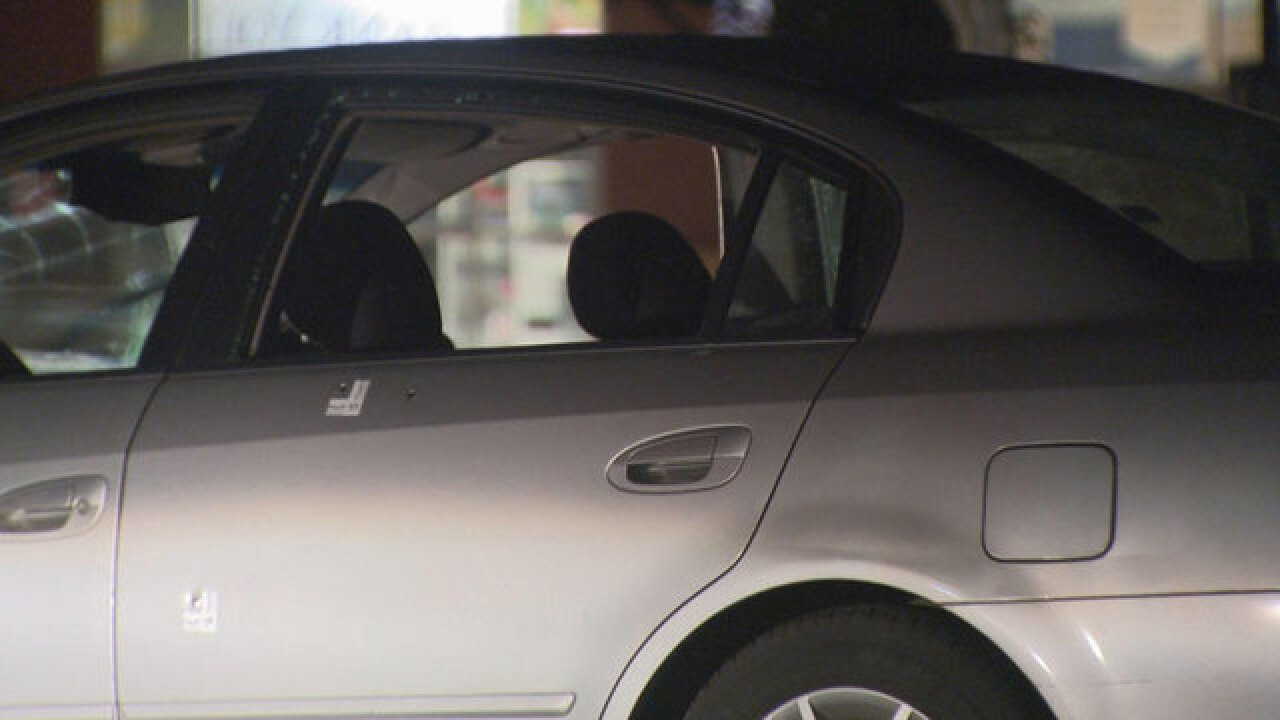 Woman Critically Injured In Drive-By Shooting