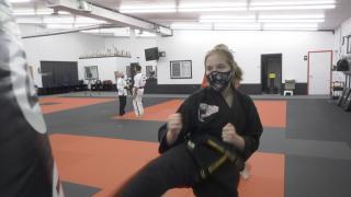 Bozeman's Kaylie Monforton wins at Denver Taekwondo National Championships