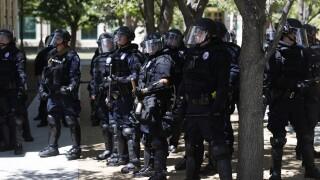 aurora police officers swat gear elijah mcclain