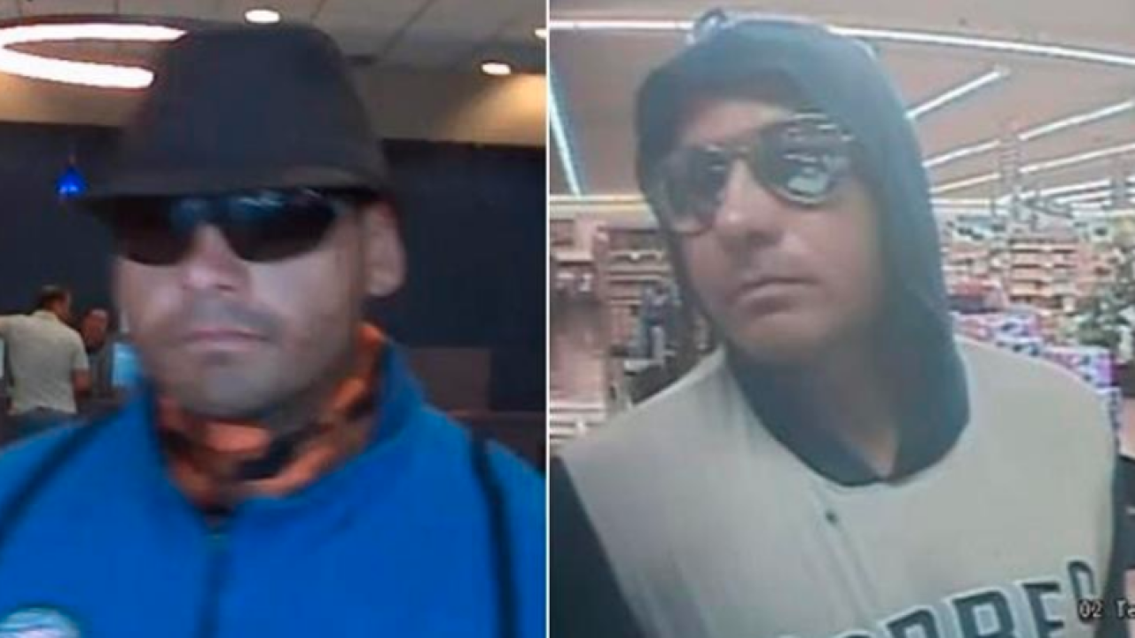 Bank robber reportedly makes getaway on electric scooter