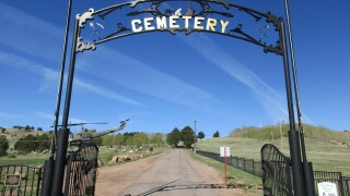 Exploring Mt. Pisgah Cemetery in Cripple Creek