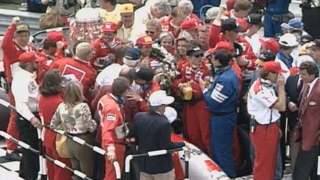 1993 Indy 500 winner did WHAT!?