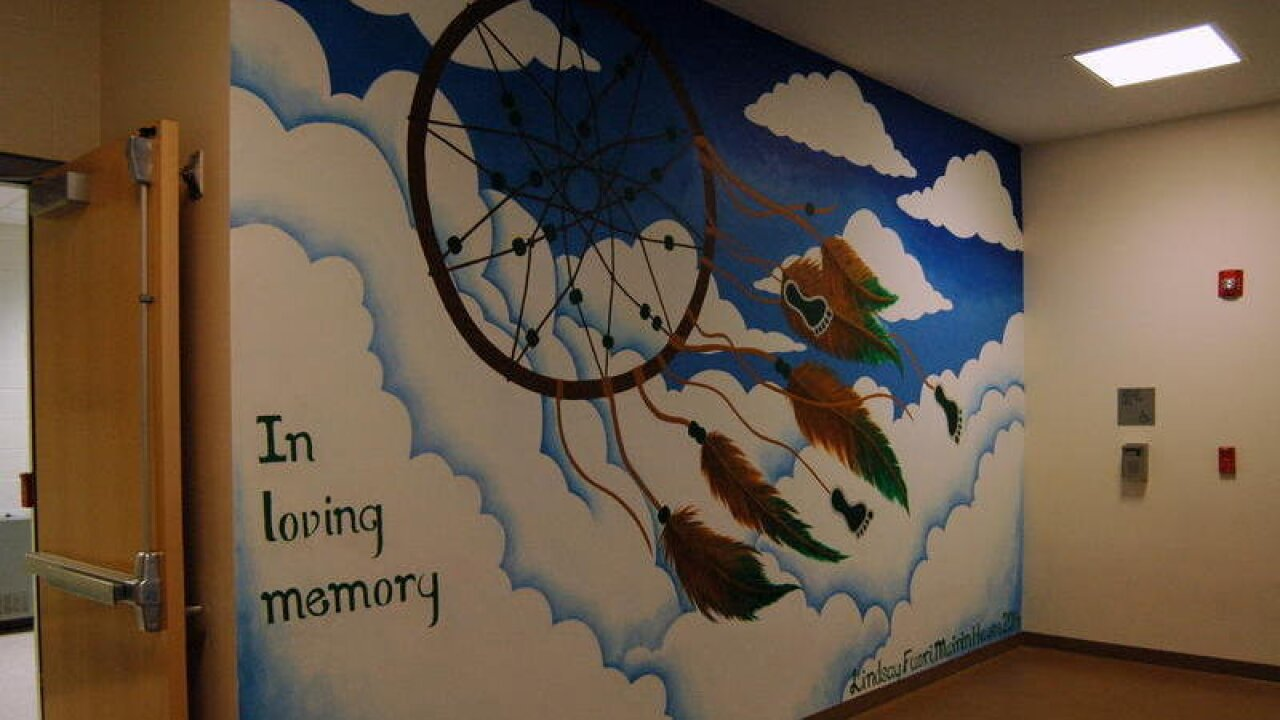 Newtown mural for school shooting victims covered due to 'significant discomfort'