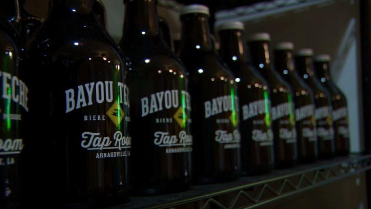 Bayou Teche Brewing WYS