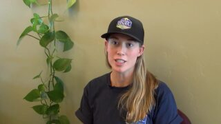 Julia Berkey of the Montana Department of Natural Resources & Conservation