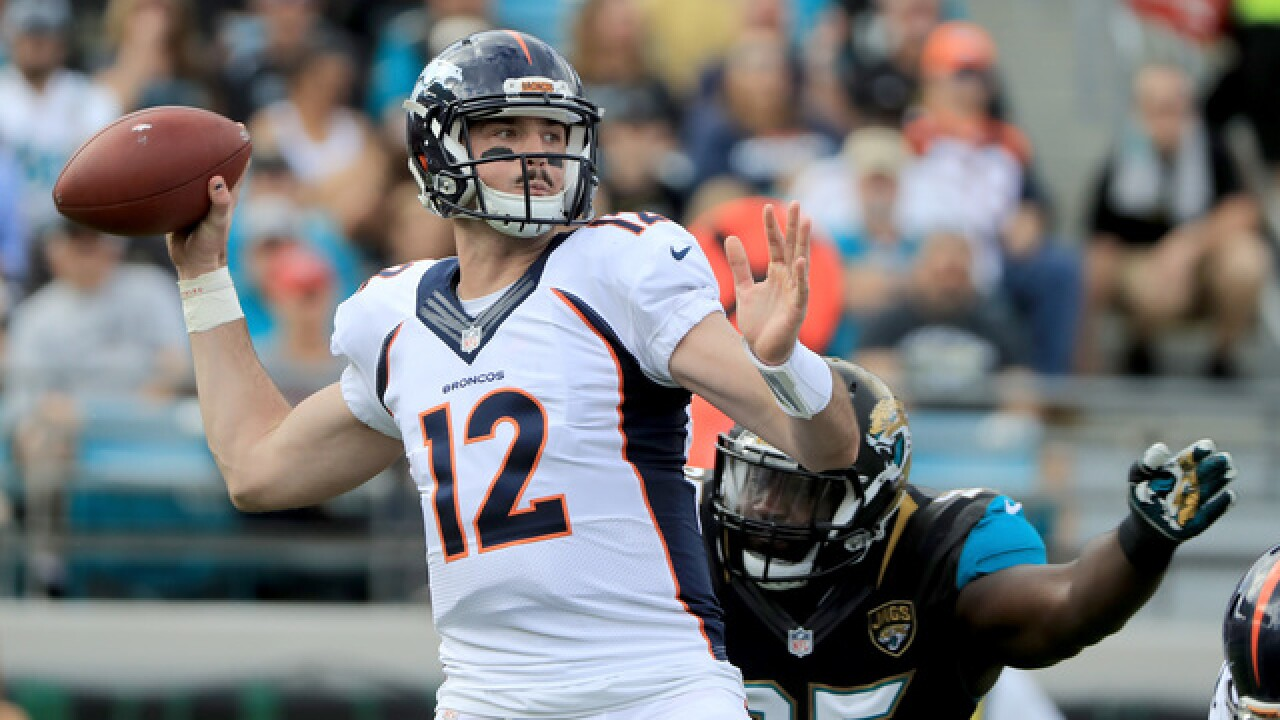 Woody Paige: Snow is coming this week, it might rain on the Broncos' parade