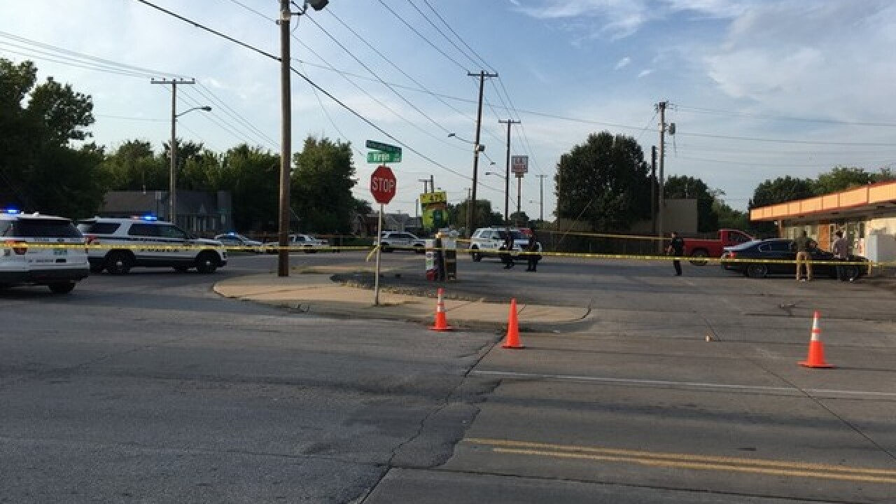Man killed in north Tulsa shooting