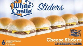 White Castle recalls frozen sliders for possible listeria