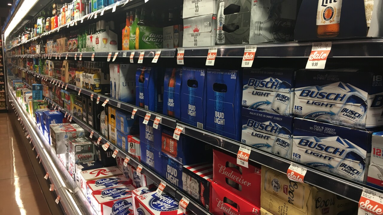 The end of 3.2 beer in Utah could be decided by other states