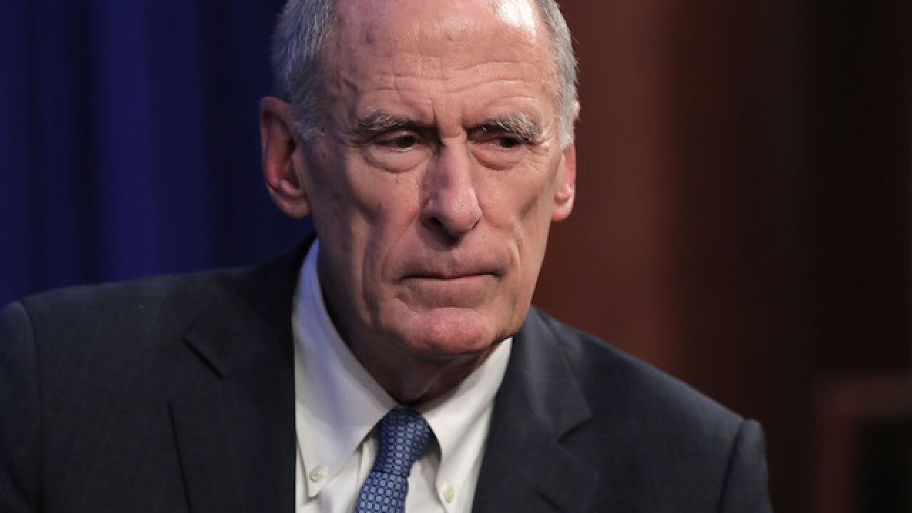 Even US intel chief Dan Coats in the dark about Trump-Putin talks