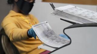 Election 2020 Nevada Mail Lookback