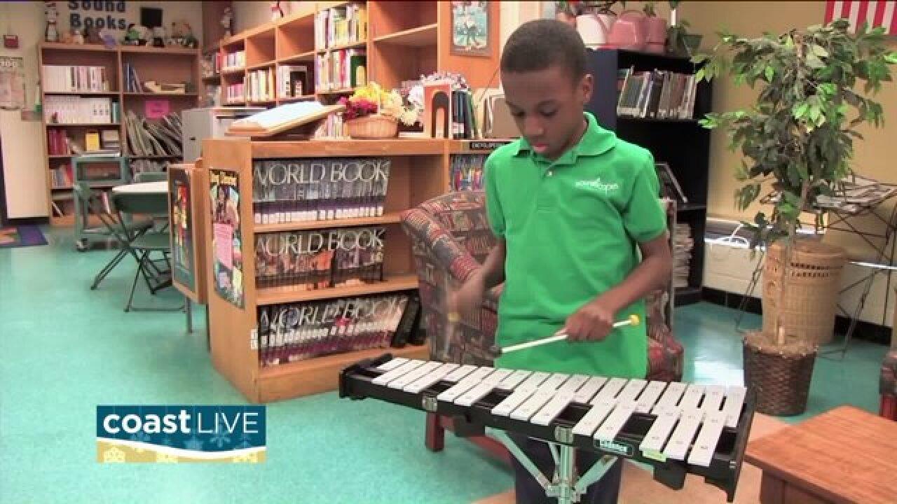 Helping kids in need through music on CoastLive