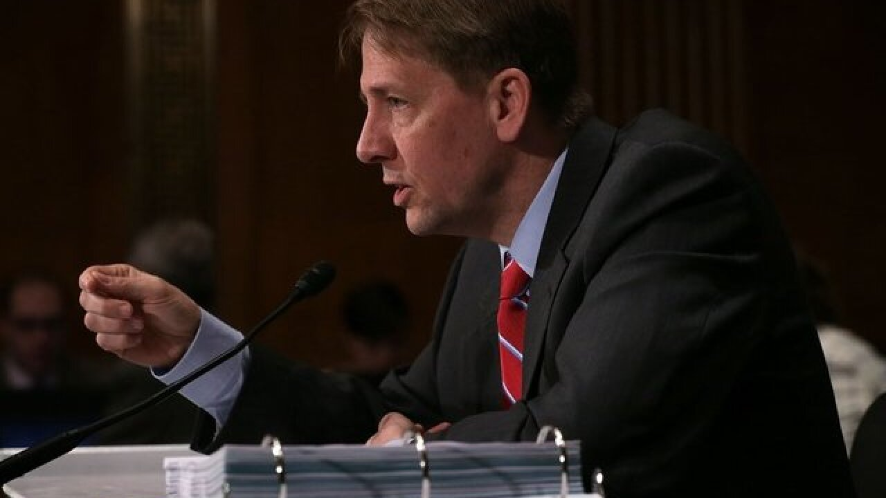 Democrat Richard Cordray pledges a governor run 'the Ohio way'