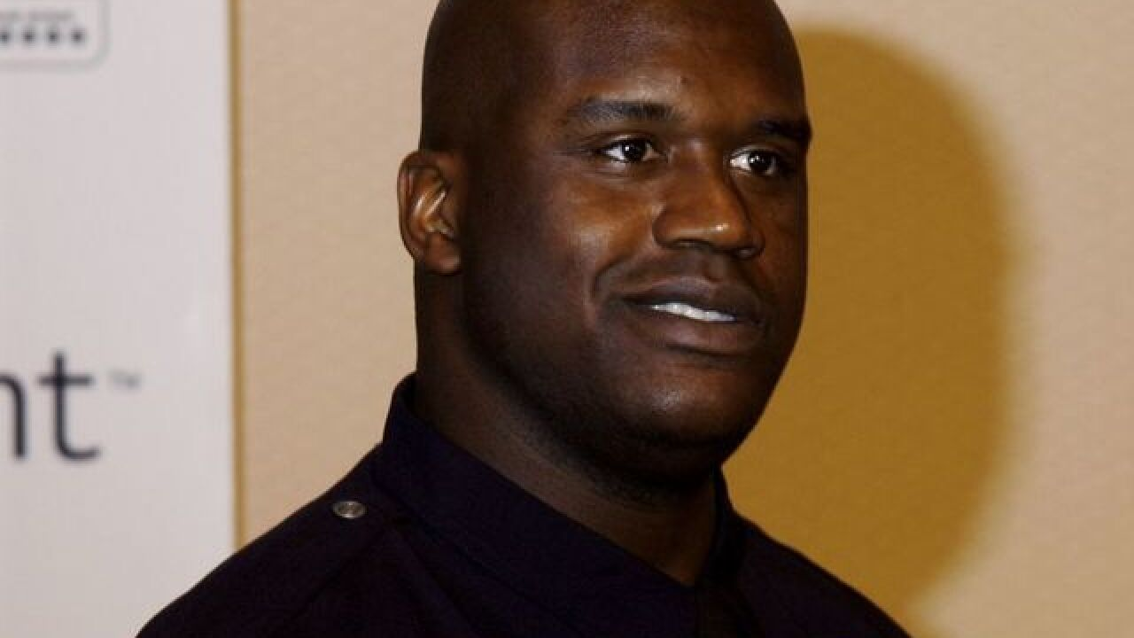 Shaquille O'Neal, AKA 'DJ Diesel' set to perform at River Spirit Casino