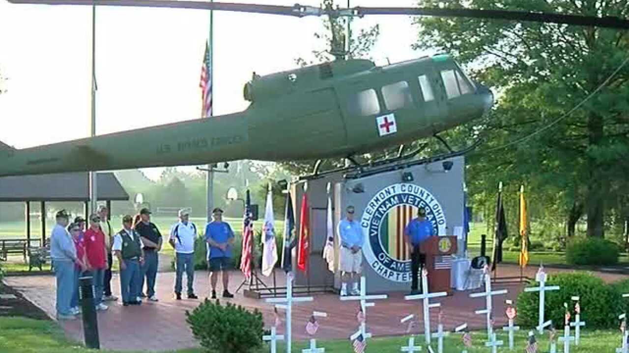 Union Township honors fallen Vietnam veterans