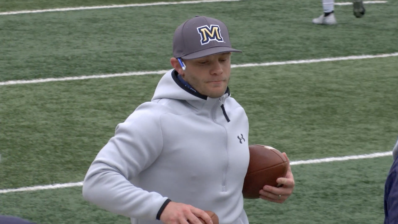 Montana State Wide Receivers Coach Justin Udy