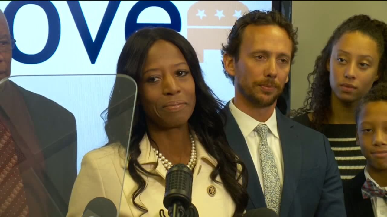 On national TV, Mia Love says Trump is not racist but Democrats are