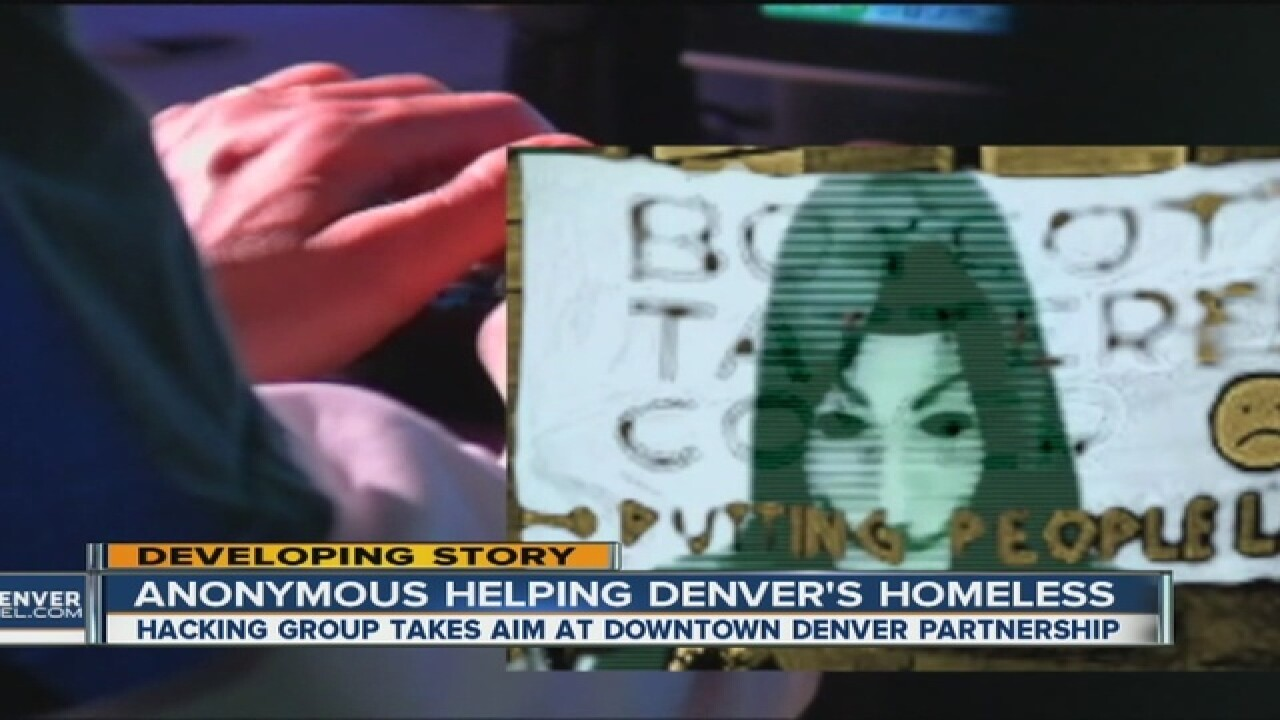 'Anonymous' members say more cyber attacks are on the way for city of Denver