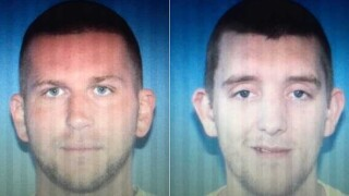 Warren County sheriff: 2 men back in jail after less than 24 hours on the lam