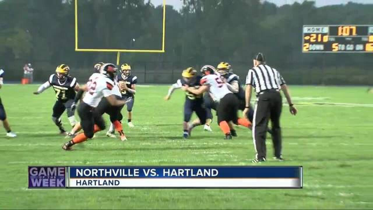 VOTE: High School Football Game of the Week