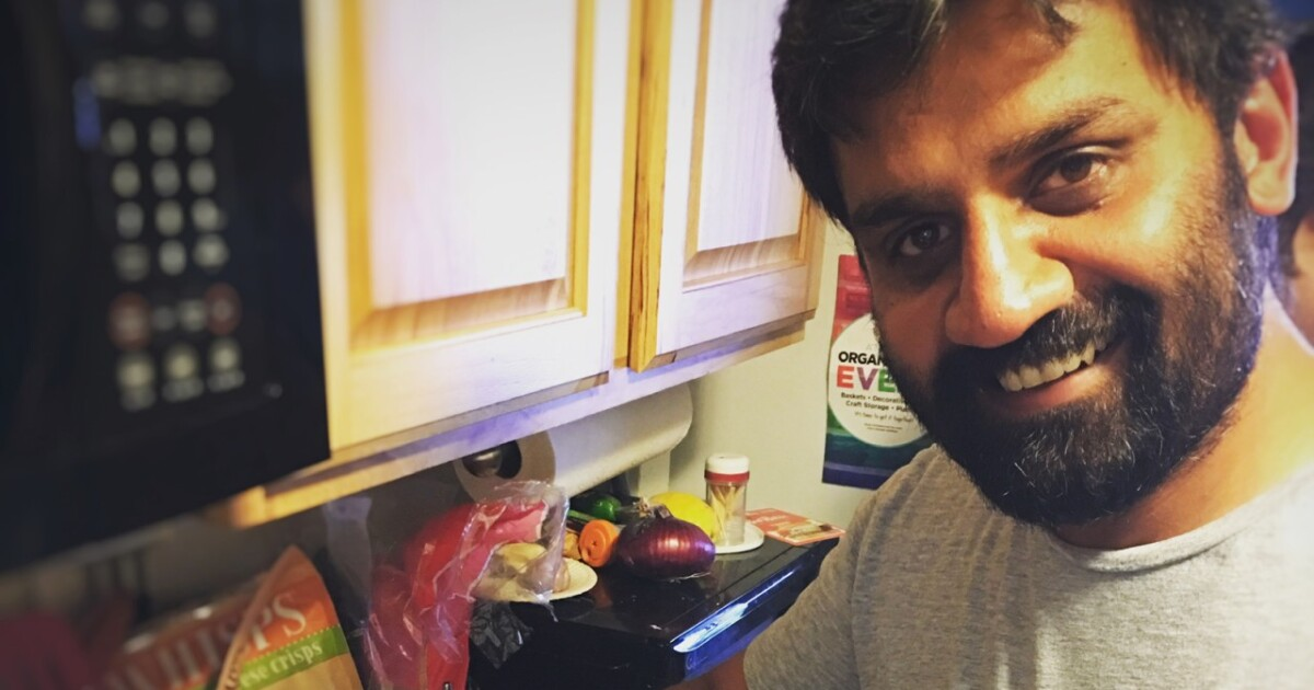 This man aims to bring a taste of Pakistan to Montana