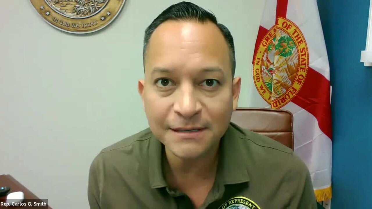 State Rep. Carlos Smith