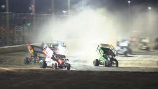 World of Outlaws return to Big Sky Speedway