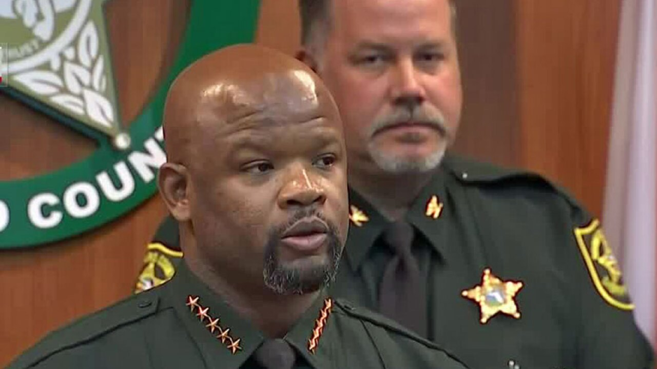 Lawsuit claims Sheriff Gregory Tony ineligible to hold office