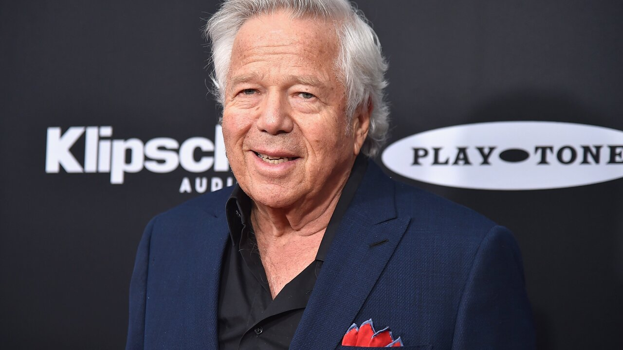 Judge grants Robert Kraft's motion to suppress video in prostitution charges